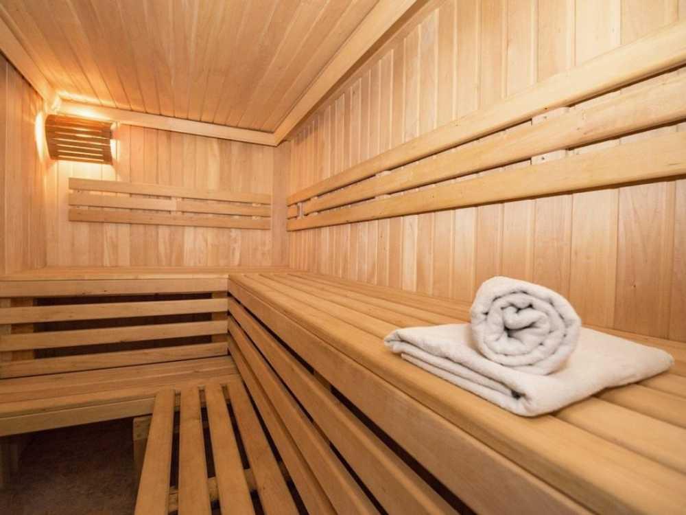 Sauna Kopfschmerzen