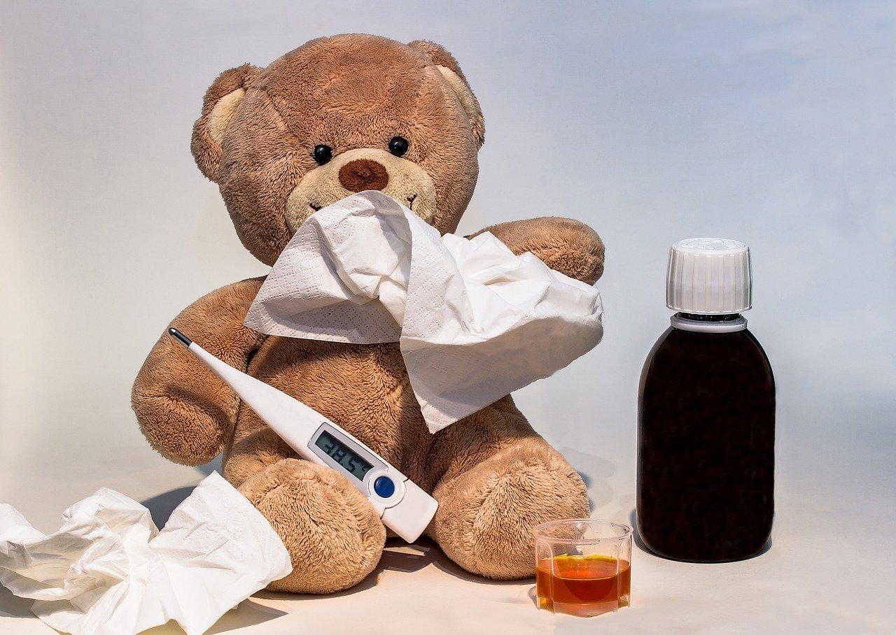 Was mache ich, wenn mein Kind Fieber hat?