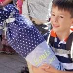 Schultüte mit Namen - für den perfekten Schulstart