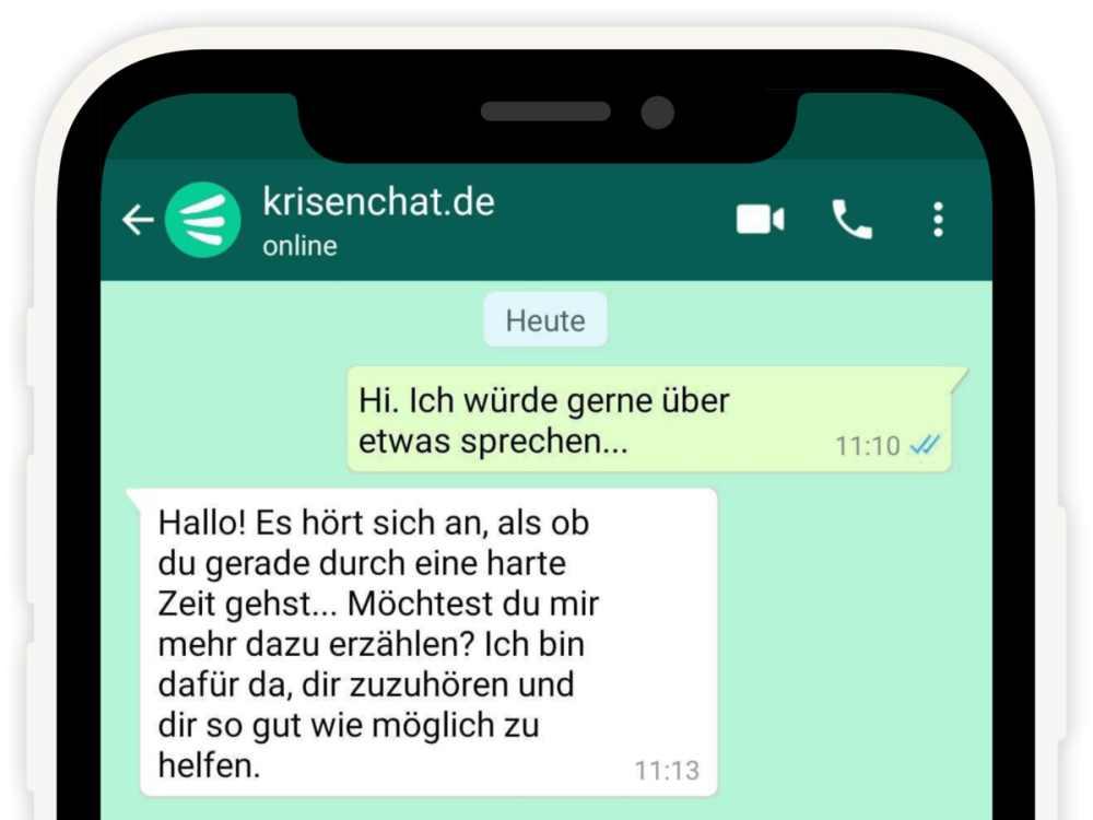 krisenchat.de - kostenlose Chat Beratung für Kinder